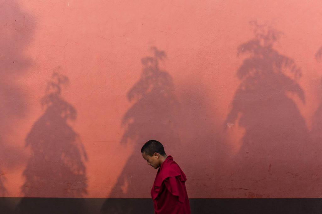 Buddhist Belief In Past and Future by Filip Wolak