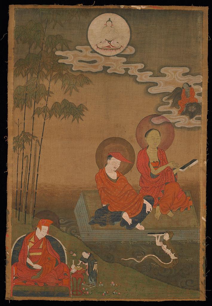 Nagarjuna & Aryadeva