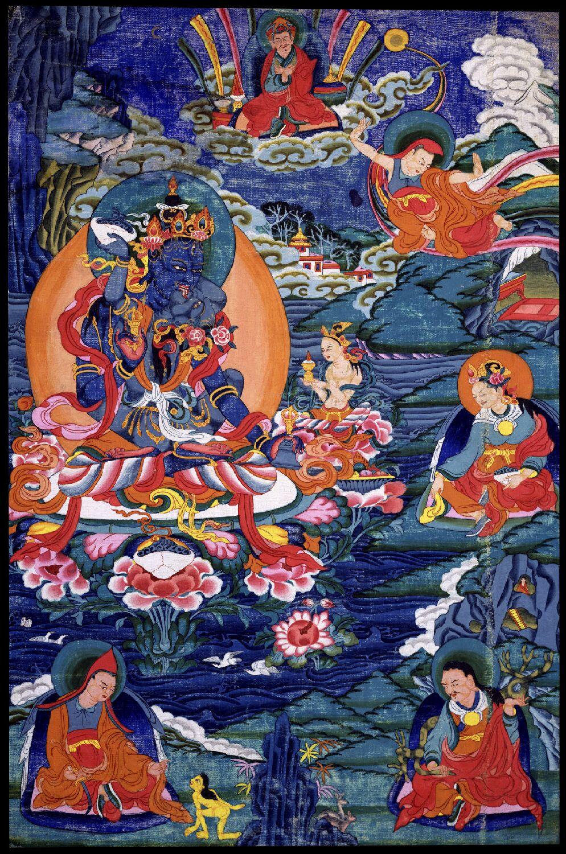 Padmasambhava's 8 Forms: Orgyen Dorje Chang