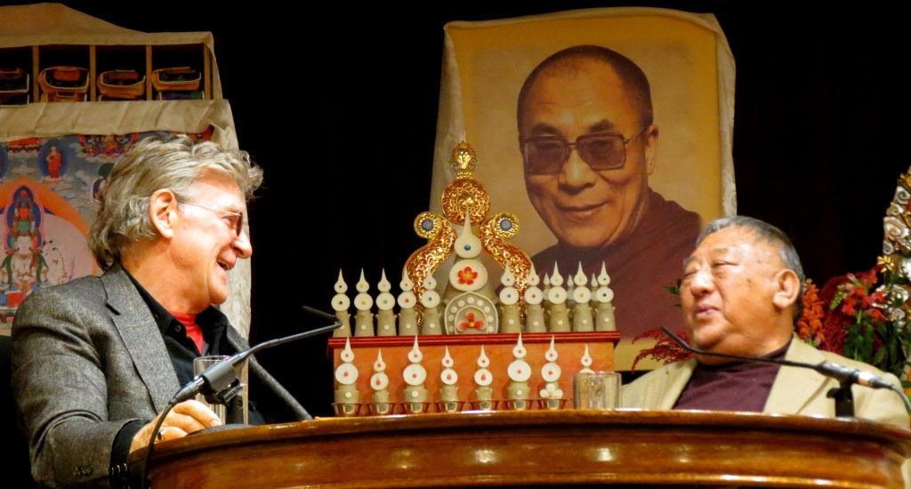 Meditation & Mistaken Guru Yoga with Gelek Rimpoche & Robert Thurman