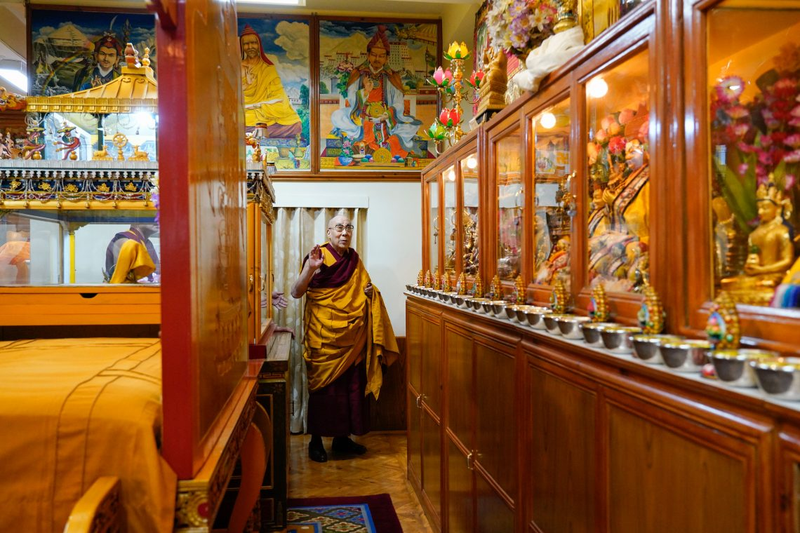Buddhist Inner Sciences : Fundamental Mis-knowing - Ep. 22 of the Bob Thurman Dalai Lama Image
