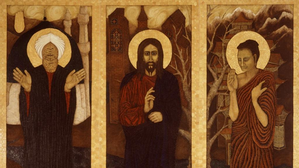 Christmas Podcast: Buddhists Love Jesus Too! Bob Thurman Podcast with Robert A.F. Thurman