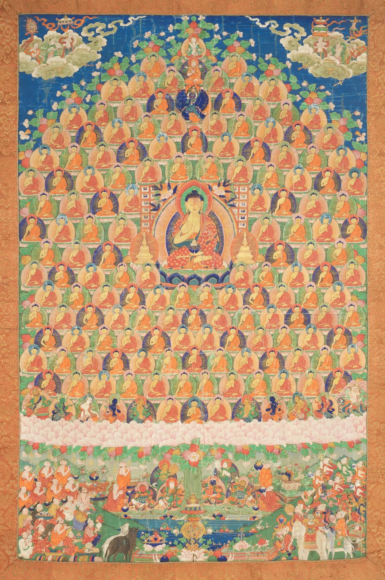 Buddhist Inner Sciences 101: Three Luminosities - Ep. 55 of the Bob Thurman Podcast by Robert A.F. Thurman