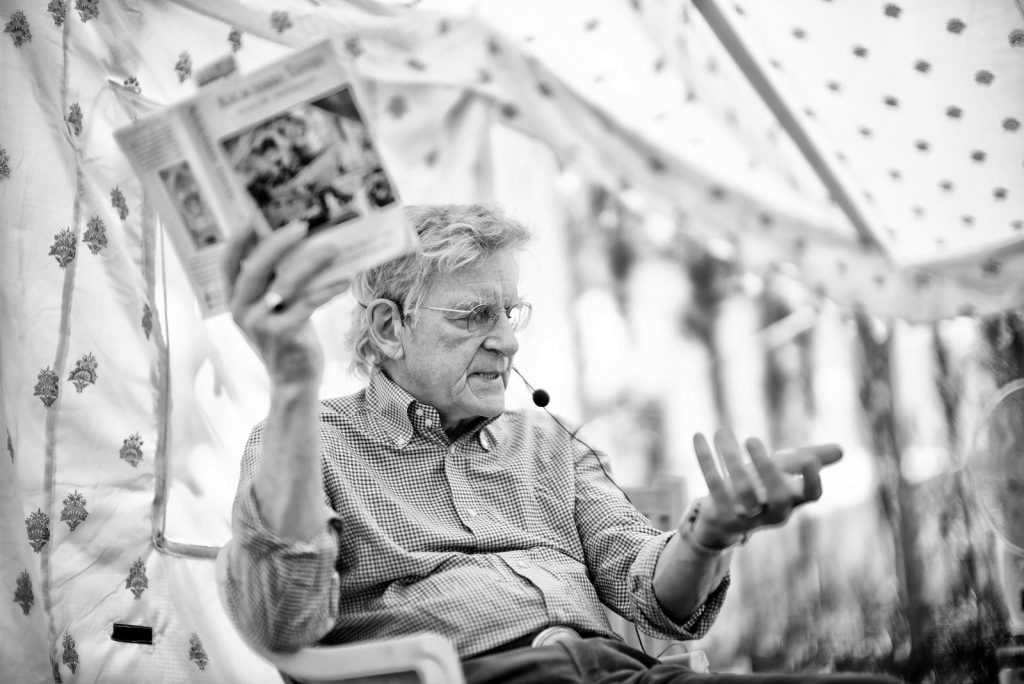 Pilgrimage : Ten Skillful Actions - Ep. 82 of the Bob Thurman Podcast Photo by Christopher Michel, Used with permission.