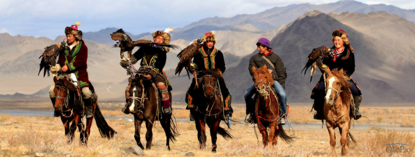 Pilgrimage to the Big Sky Nomadic Grassland of Mongolia Trip with Robert AF Thurman + Geo Ex