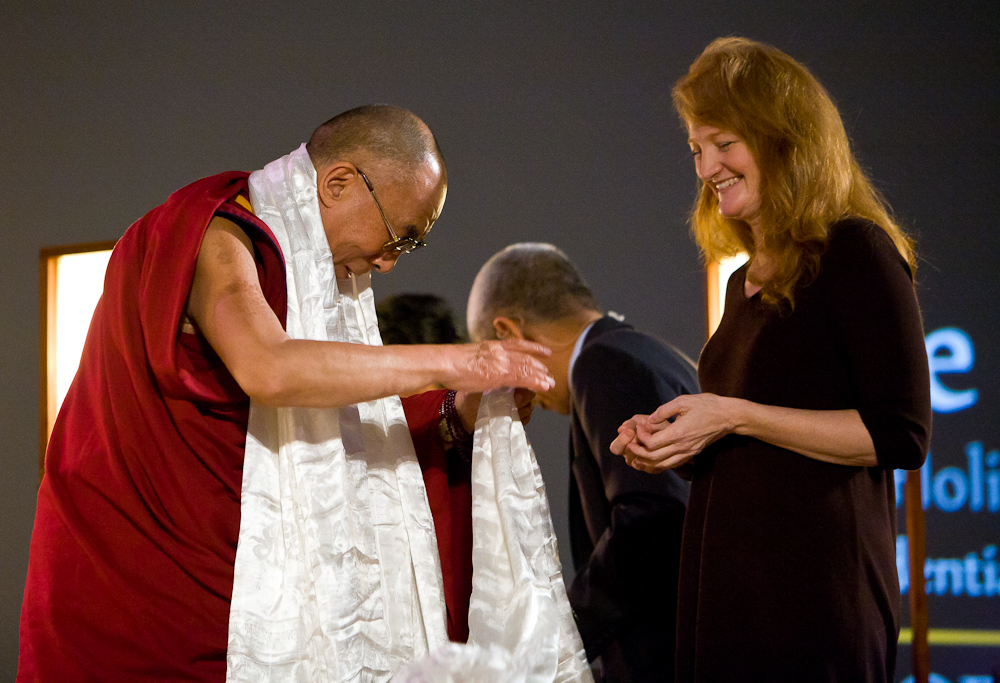 On Being's Krista Tippett with HH Dalai Lama