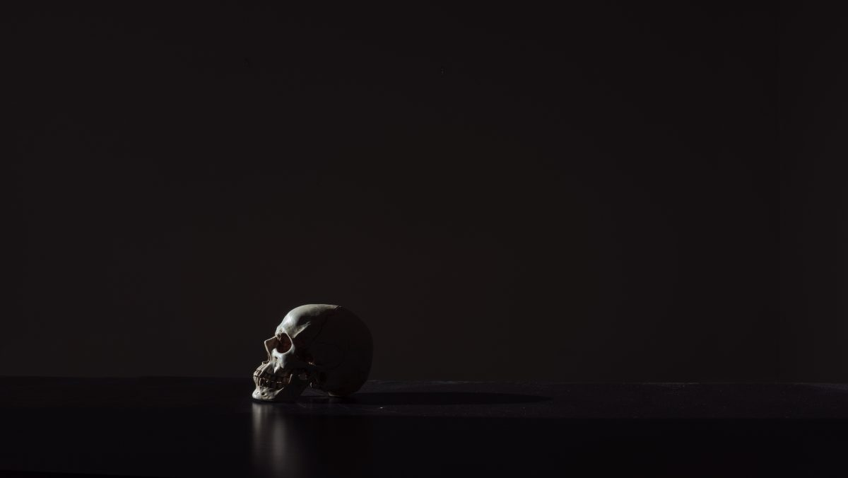 Meditation, Death and Dying Image by Mathew Macquarrie