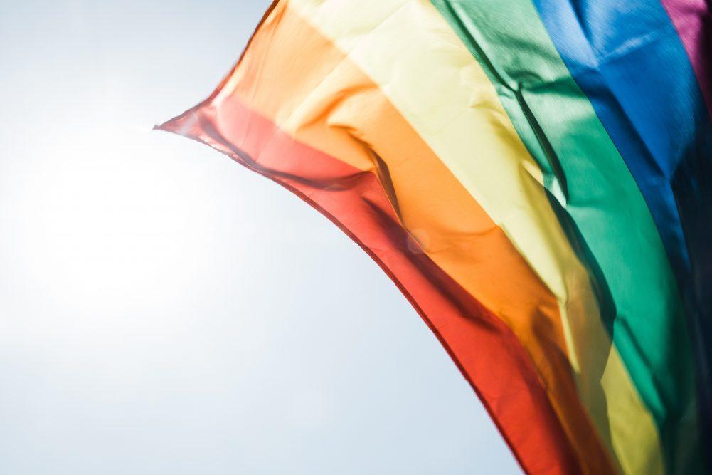 Pride Flag Evolution by Peter Hershey via www.unsplash.com