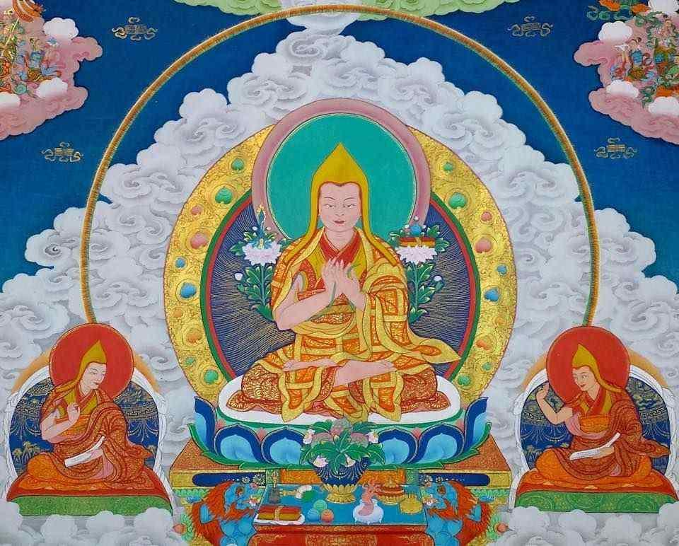 Lam Rim Buddhism 101 Podcast Image