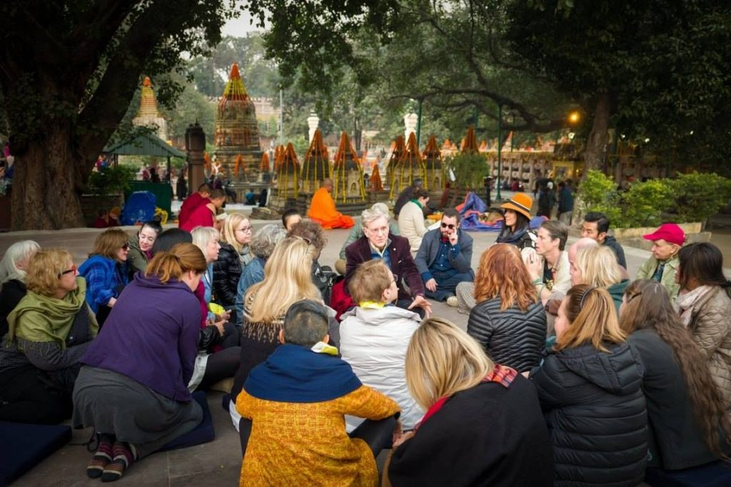 Pilgrimage : Deepening Wisdom and Compassion - Ep. 162 of the Bob Thurman Podcast
