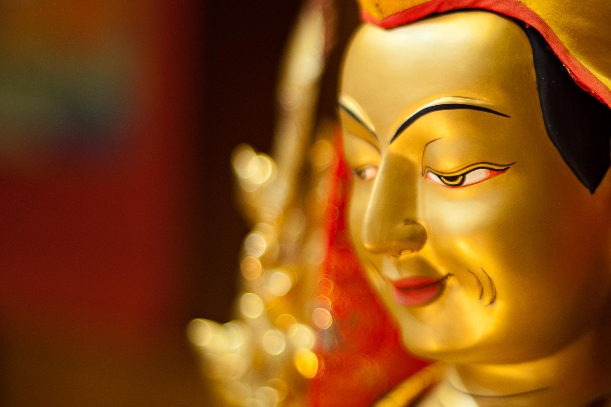 Tsongkhapa's Kindness and The Four Keys of Selflessness Bob Thurman Podcast