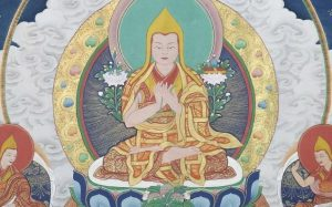 Role of Bliss in the Path: Teachings of Jey Tsong Khapa @ St James's Church