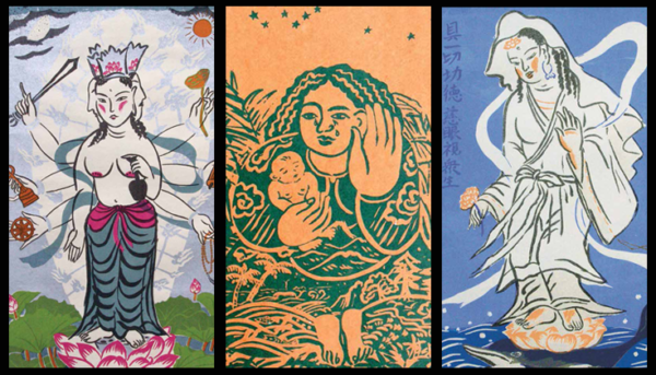 Women Bodhisattvas via Lion's Roar