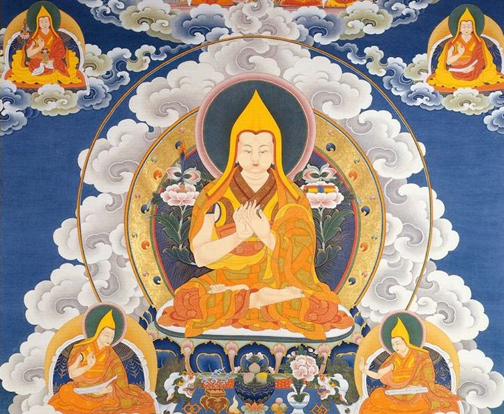 Celebrating Tsongkhapa : Sects, Orders and Consorts – Ep. 200 of the Bob Thurman Podcast