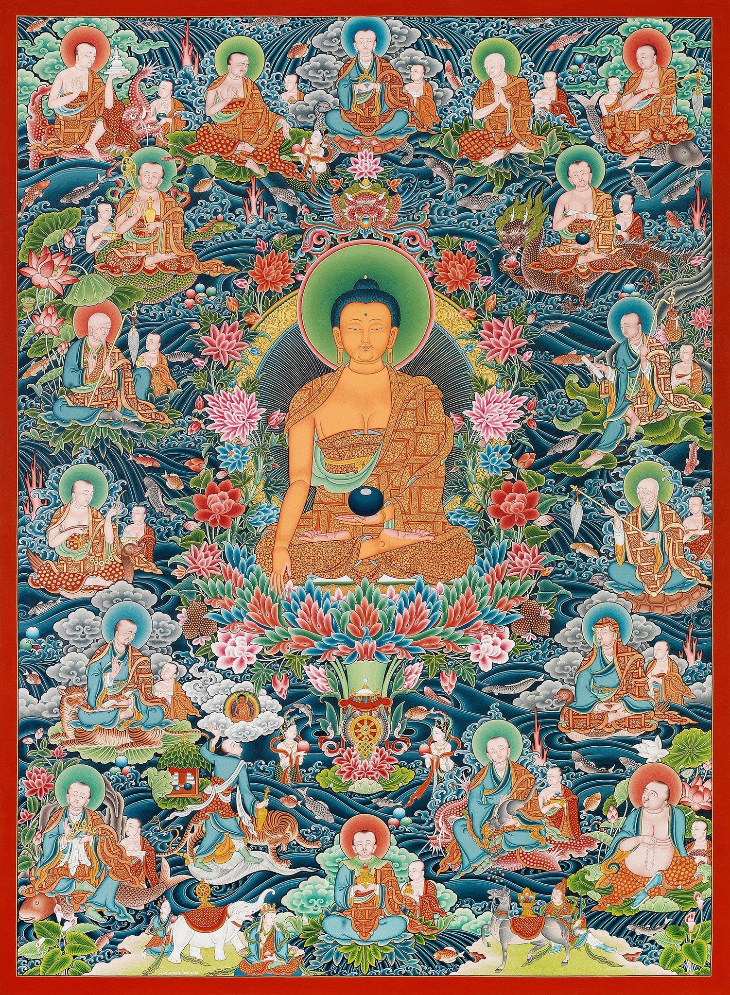 Celebrating Shakyamuni : Saka Dawa 2019 – Bob Thurman Podcast Bonus