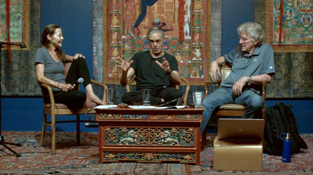 Buddha & The Yogis Menla Retreat 2017 – Podcast Bonus RAFT Archives with Robert Thurman, Richard Freeman and Mary Taylor
