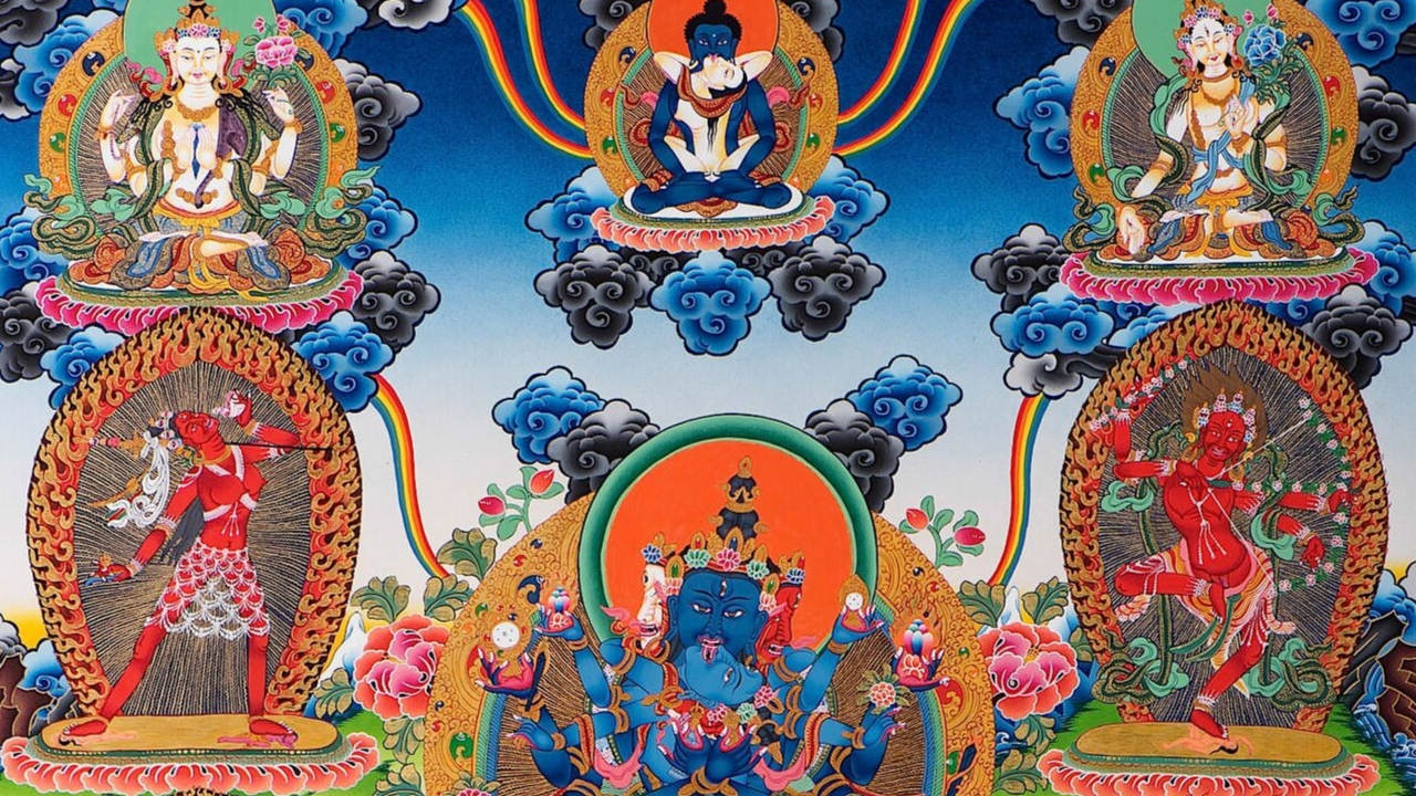 Force For Good : Creation Stage Tantra Podcast Bonus Bob Thurman Podcast Robert A.F. Thurman