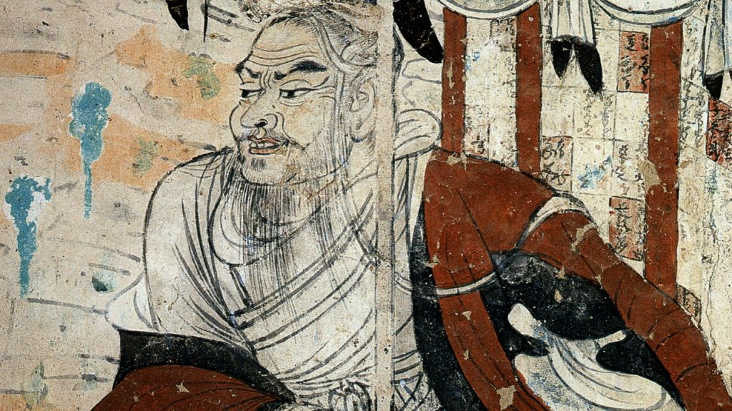 Meeting Vimalakīrti- Episode Twenty Nine of the Bob Thurman Podcast via Wikimedia.