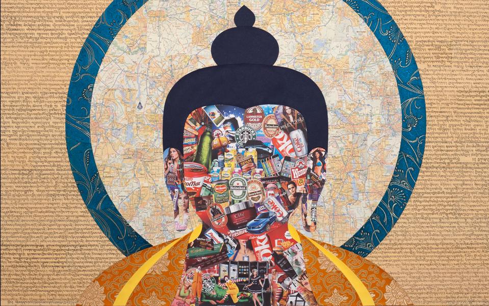 Buddha's Speech : Exploring Buddhist Sutra - Ep. 217 Image by Tenzing Rigdol.