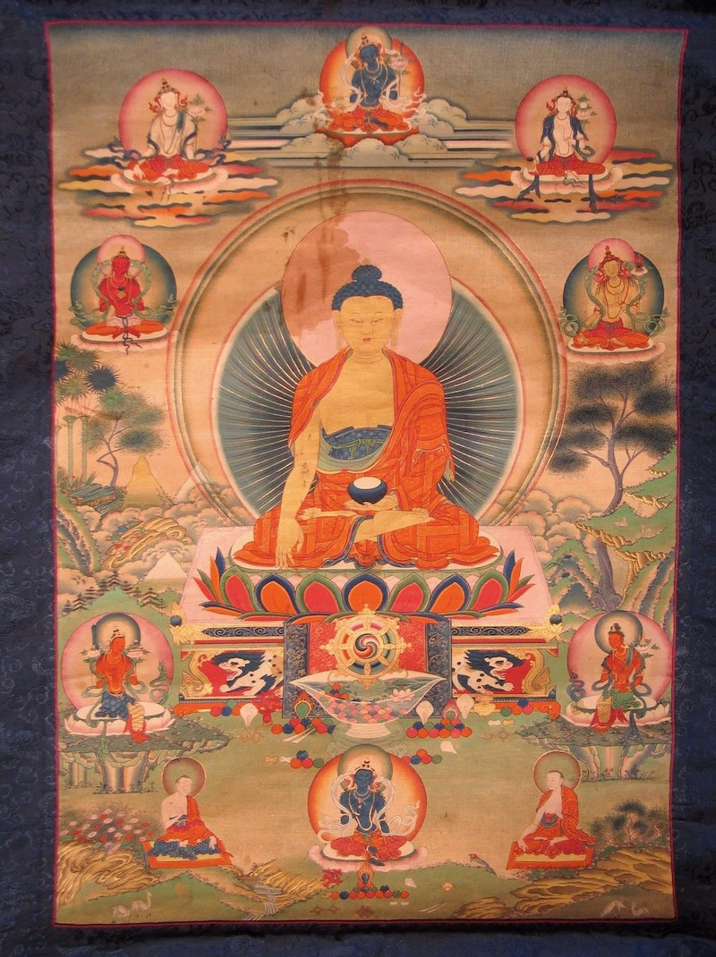 Heroic Resolve: Conceiving the Bodhisattva Spirit - Ep. 41 of the Bob Thurman Podcast