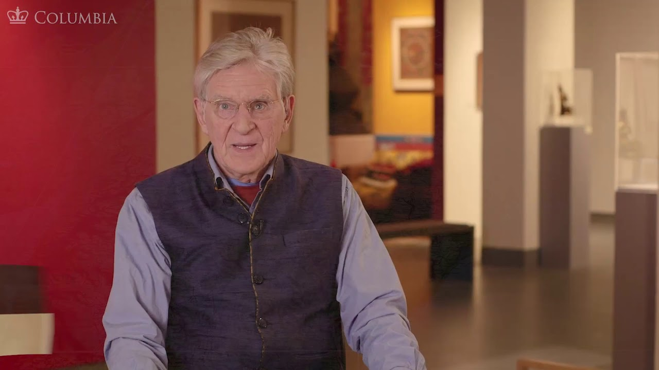Indian & Tibetan River of Buddhism : Robert Thurman | EdX
