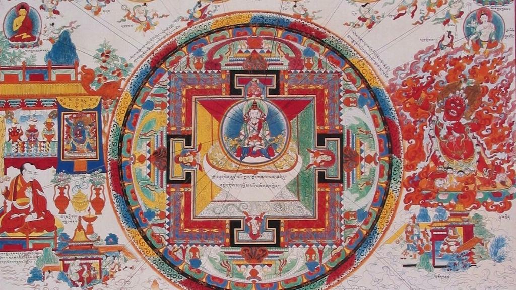 Buddhist Leadership & The Medicine Buddha - Ep. 237 of the Bob Thurman Podcast