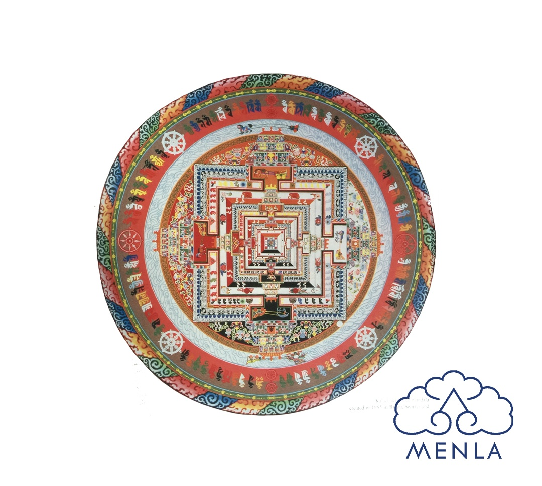 Bliss-Void-Indivisible Time Machine Vajra Yoga Advanced Intensive with Robert A.F. Thurman and Michele Loew
